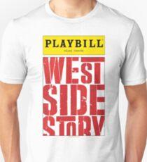 West Side Story Playbill Unisex T-Shirt