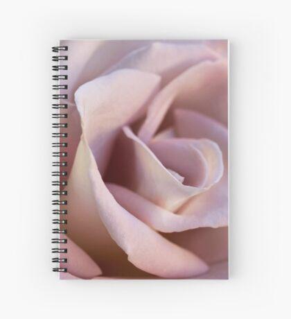 Porzellan Blütenblätter Spiralblock