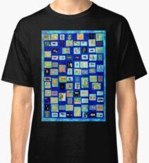 Fish Quilt Classic T-Shirt