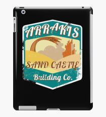 ARRAKIS SAND CASTLE BUILDING COMPANY  iPad Case/Skin