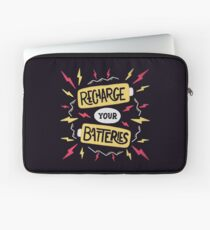 Recharge your batteries Laptop Sleeve