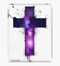 Galaxy Cross iPad Case/Skin