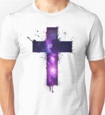 Galaxy Cross T-Shirt