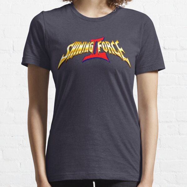 Shining Force 2 (Genesis) Title Screen Essential T-Shirt