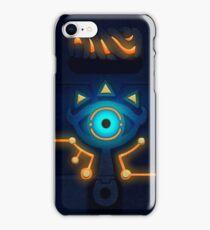 Sheikah Slate Glowing Case iPhone Case/Skin