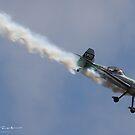 Sukhoi 31 Aerobatics by Daniel McIntosh