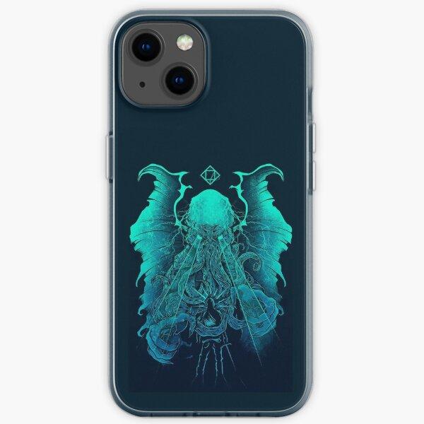 Cthulu iPhone Soft Case