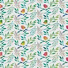 Finken-Garten von weirdoodle