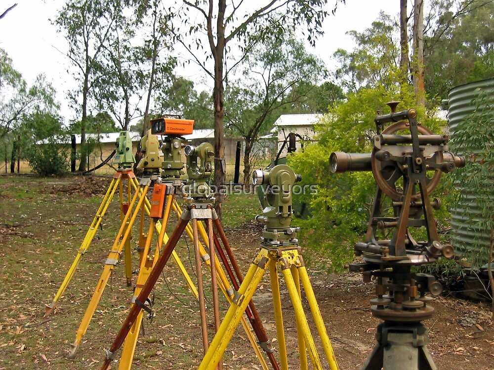 A history of theodolites ~ a surveying tool. by globalsurveyors
