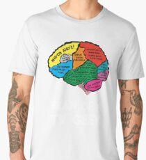 Geek Brain Men's Premium T-Shirt