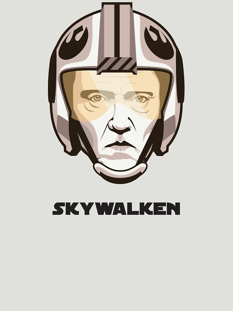 "Christopher Walken - ""Skywalken"" 