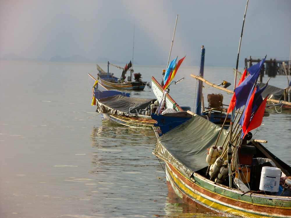 West of Koh Samui by Cvail73