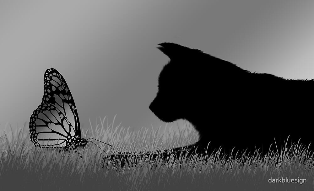Friendship by darkbluesign