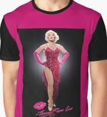 Tipsy as Marilyn in the Spotlight Graphic T-Shirt
