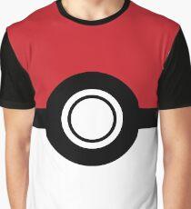Pokemon - Poke Ball Graphic T-Shirt
