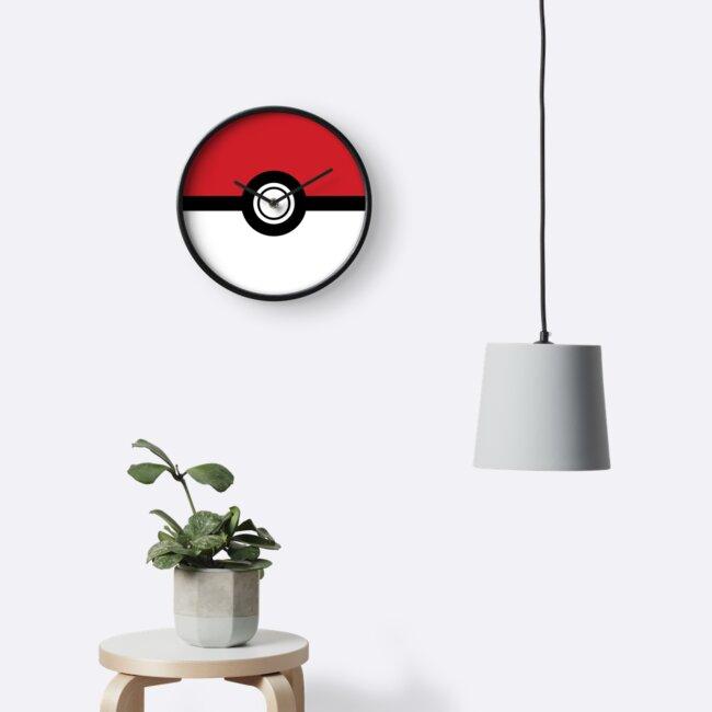 Pokemon - Poke Ball by colorandpattern