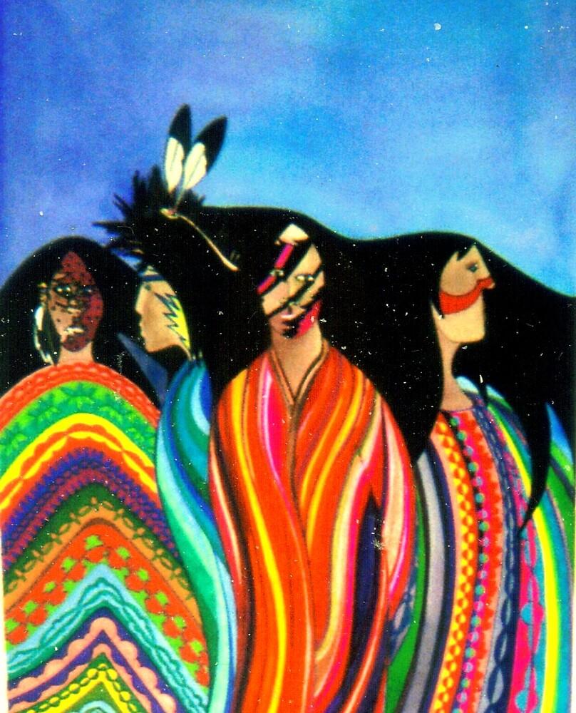 Spirits Aware by Jamie Winter-Schira