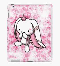 Princess of Hearts White Rabbit iPad Case/Skin