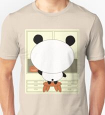 Motivational panda Unisex T-Shirt