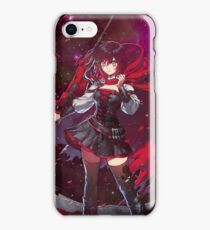 Red Like Roses - Ruby Season 4 iPhone Case/Skin