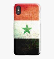 Syria - Vintage iPhone Case