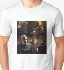 Jace and Simon Unisex T-Shirt