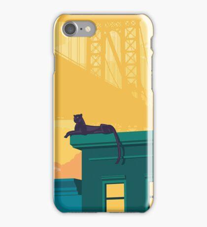 Urban jaguar iPhone Case/Skin