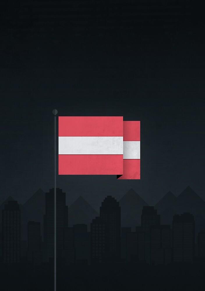 Austria by FlatFlags