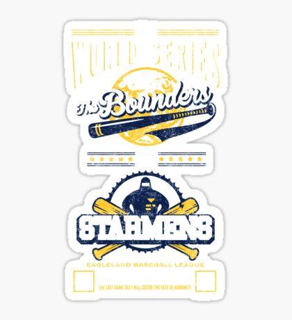 World Series 19XX Sticker