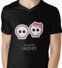 mr. and mrs. CORPSE Men's V-Neck T-Shirt
