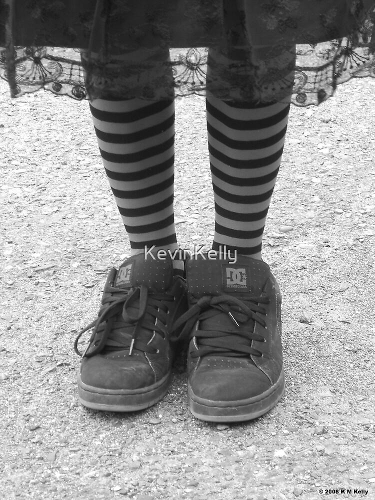 Fancy feet by KevinKelly