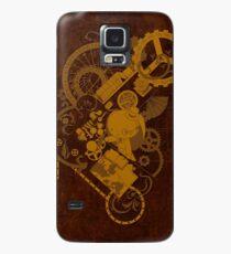 Steampunk Bunny Case/Skin for Samsung Galaxy
