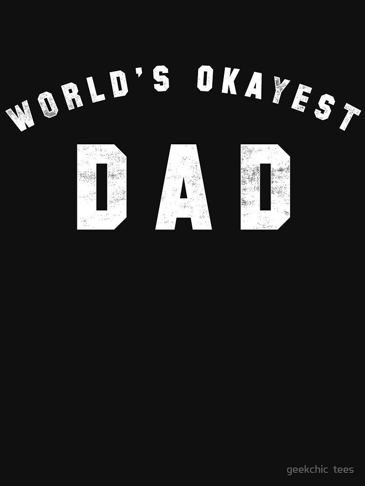 Der beste Vater der Welt von geekchic