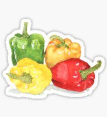 Bell Peppers Sticker