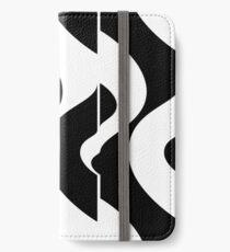 OpArt Waves iPhone Wallet/Case/Skin
