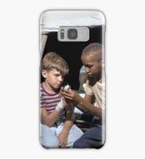 Southfields, New York. Interracial activities at camp Nathan Hale, August 1943 Samsung Galaxy Case/Skin