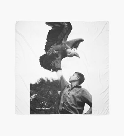King of vultures Scarf