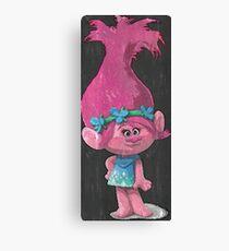 Trolls poppy Canvas Print