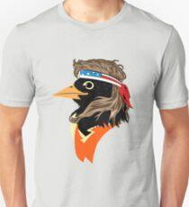 Orioles Bird American Bad Ass Unisex T-Shirt