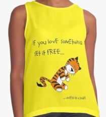 Tiger-Philsosophy Contrast Tank