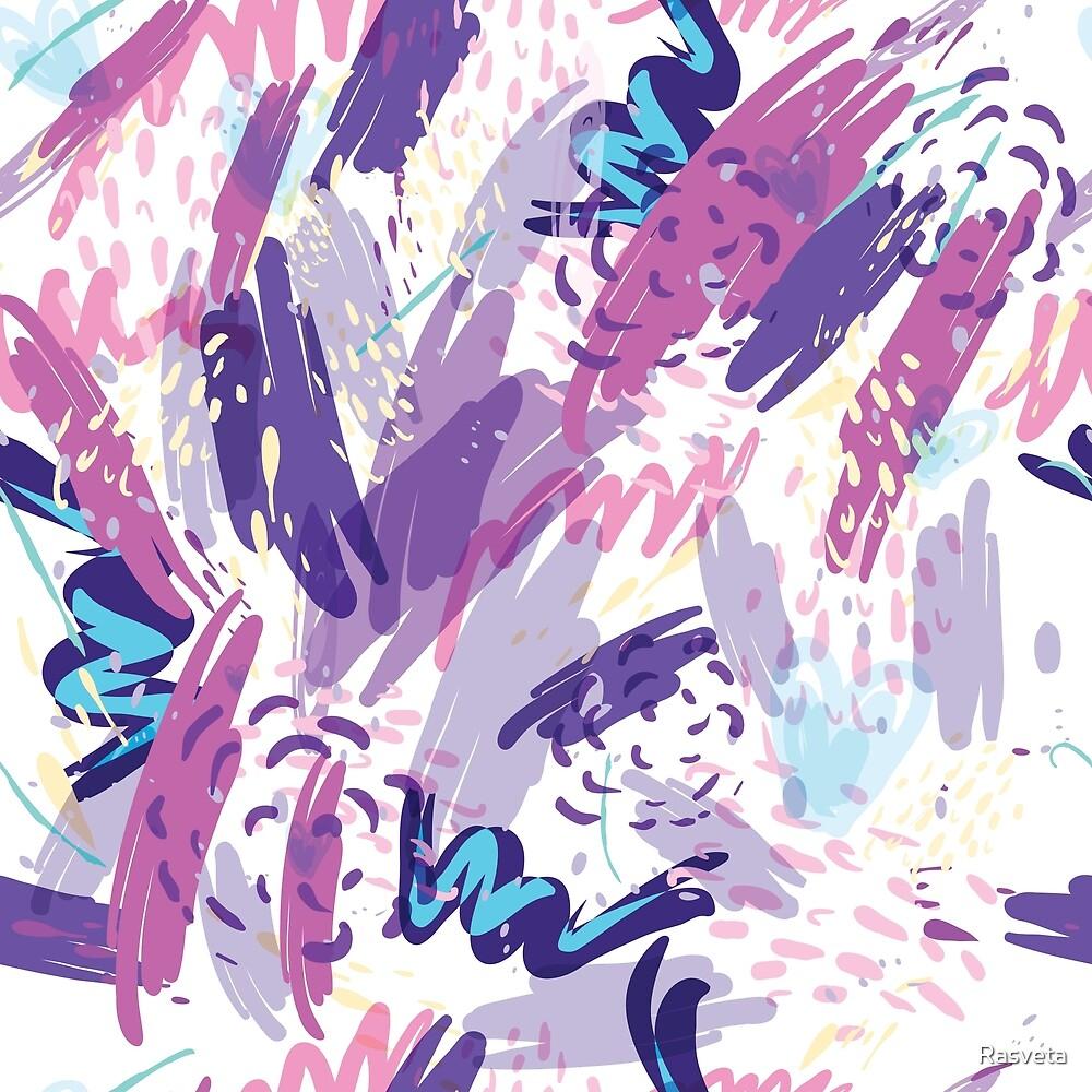 Abstract holiday background by Rasveta