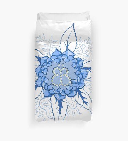 Butterflyflower Bettbezug