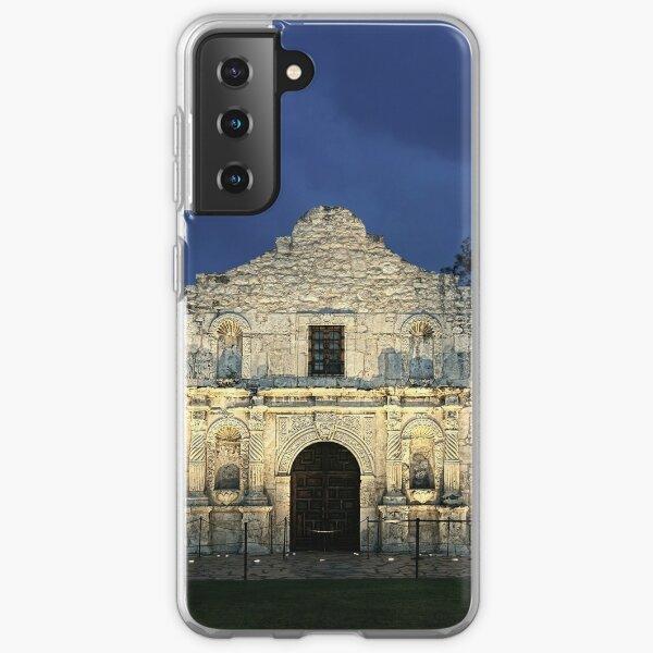 Remembering The Alamo Samsung Galaxy Soft Case