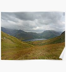From Mosedale to Buttermere Poster