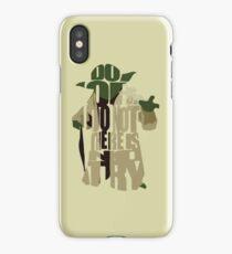 Yoda iPhone Case/Skin