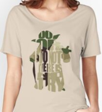 Yoda Women's Relaxed Fit T-Shirt