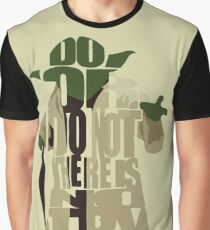 Yoda Graphic T-Shirt