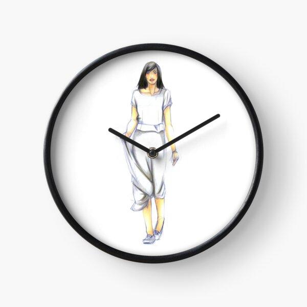 rosige Wangen Horloge
