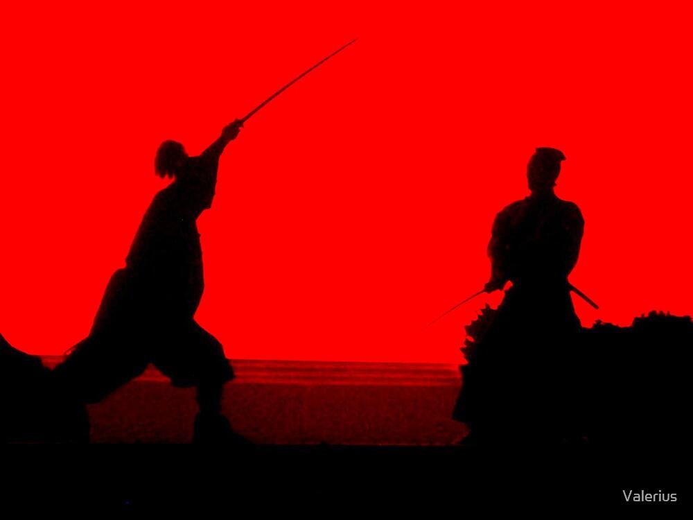 Samurai by Valerius