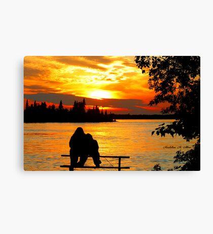 CREATORS GIFTS OF LOVE Canvas Print
